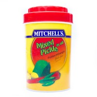 Mitchell's Mixed Pickle Jar - 1kg
