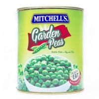 Mitchell's Garden Peas - 850gm