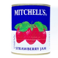 Mitchell's Strawberry Jam Tin - 1.05kg