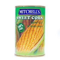 Mitchell's Sweet Corn 450g