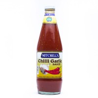 Mitchell's Chilli Garlic Sauce Bottle - 825gm