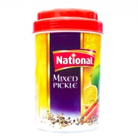 National Pickle Mix Jar 1kg