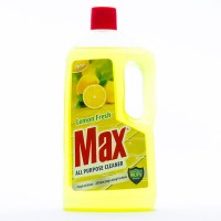 Max Lemon Fresh All Purpose Cleaner - 1Ltr