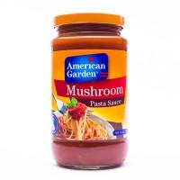 American Garden Mushroom Pasta Sauce - 397gm