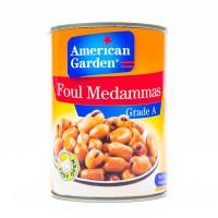 American Garden Foul Medammas Grade A - 400gm