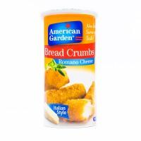 American Garden Bread Crumbs Romano Cheese - 425gm