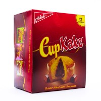 Hilal Chocolate Cup Kake (Pack Of 12)