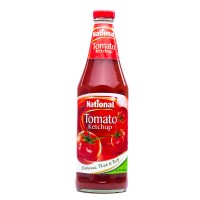 National Tomato Ketchup - 800gm