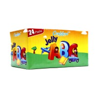 Candyland ABC Jelly (Pack Of 24)