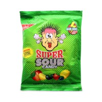 Hilal Super Sour Candy (Pack of 35)
