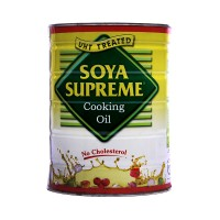 Soy Supreme Cooking Oil Tin 5L