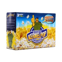 Kernel Pop Popcorn Cheese (Pack of 3) - 270gm