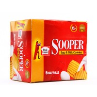 Peek Freans Sooper Half Roll (Pack Of 6)