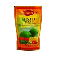 Shan Pickle Mix Pouch 500g
