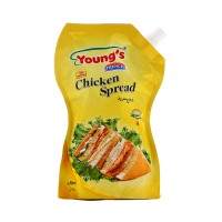 Young's French Chicken Spread Pouch - 500ml