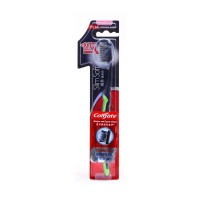 Colgate Tooth Brush Slim Soft Charcoal Ultra