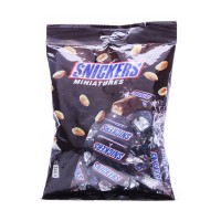 Snickers Chocolate Miniatures 150g