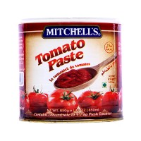 Mitchell's Tomato Paste Tin - 850gm