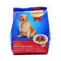 Smartheart Dog Food Roasted Beef 500g