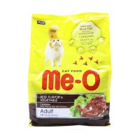 ME-O Cat Food Beef & Vegetable 1.3kg