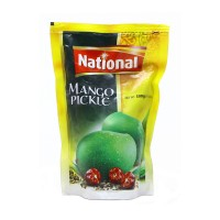 National Mango Pickle Pouch - 500gm