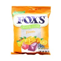 Fox's Fruits Candy Pouch - 90gm