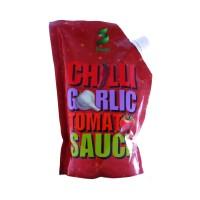 Shezan Sauce Chilli Garlic Pouch 500g