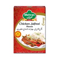 Mehran Chicken Jelferazi Masala - 50gm