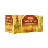 LU Bakeri Nan Khatai Ticky Pack (Pack of 24)