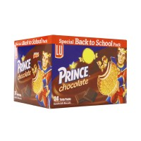 LU Prince Chocolate Ticky Pack (Pack of 24)