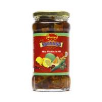Shezan Pickle Satrang - 330gm