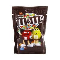 MandM's Chocolate Beans Chocolate Pouch - 180gm