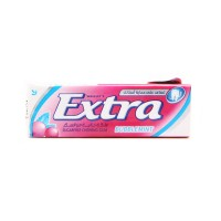 Extra Chewing Gum Bubblemint  (Pack of 10)