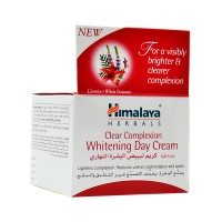 Himalaya Clear Complexion Whitening Day Cream - 50gm