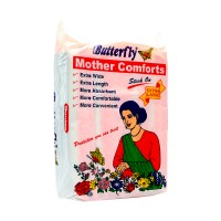 Butterfly Pads Mother Comforts Stick On Extra Large (pack of 10)