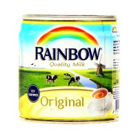 Rainbow Evaporated Milk Original 160ml