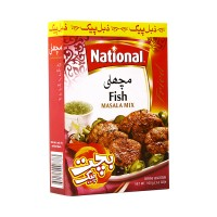 National Receipes Fish 100g