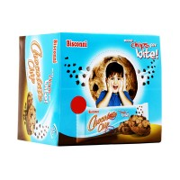 Bisconni Chocolate Chips Ticky Pack (Pack of 24)