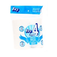Fay Toilet Roll Biggest 4's