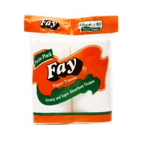 Fay Paper Towel Clean All Twin Pack