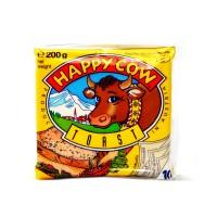 Happy Cow Slice Cheese Toast (10 Slices) - 200gm