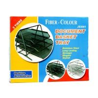 Paper Tray Metal Net 3 Storey