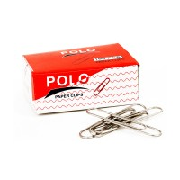 Polo Gem Clip (Pack of 100) - 50mm