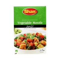 Shan Vegetable Masala - 100gm