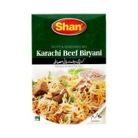 Shan Recipes Karachi Beef Biryani 60g