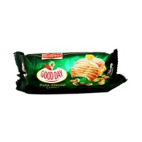 Britannia Pistachio Good Day Roll Cookies - 90gm