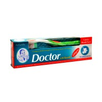 Doctor Tooth Paste Family Brush Pack 100g