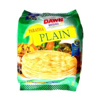 Dawn Frozen Plain Paratha 1600g (Pack Of 20)