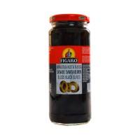 Figaro Black Sliced Olives - 340gm