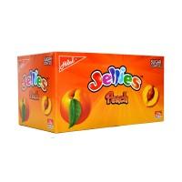 Hilal Peach Jellies (Pack of 24)